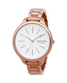 93d2f565754 HORIZON ROSE GOLD - Rip Curl Fashion Watches
