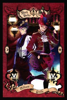 Black Butler Circus Collection I by Yana Toboso Kuroshitsuji ~Book of Circus~ Blu-ray vol.1 Animate Tokuten card ~scan/edit by Funtom's Candy! Please credit if used.~ The paper of this card has texture, that's why I couldnt scan it better, but I'm still satisfied with it!