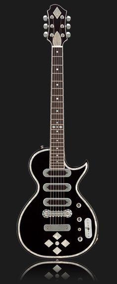 Zemaitis Guitars : GZ500S- Diamond