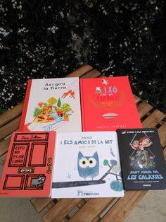 Els nostres recomanats d'infantil per St. Jordi 2016!