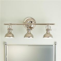I'm looking for over-mirror lighting for a bath renovation.  The fixtures are all chrome, but I'm tempted to use these polished chrome lights.  Has anyone mixed those 2 finishes?  Any advice on how they would blend?  Thanks