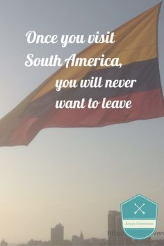 Many people are very wary about visiting South America and the majority of people don't ever visit, which is a shame. I recently spend some time in Colombia and totally loved every second of my trip, it was unlike anywhere I had ever visited before.