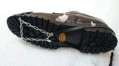 #Schneeketten für Schuhe/ #SnowChains for #shoes. Photo: Vickermann & Stoya, Baden-Baden.