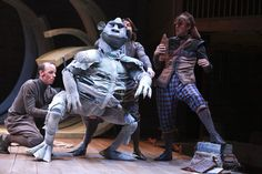 The Tempest - puppetry @ the RSC