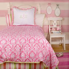 This could possibly be Madison's new comforter :)