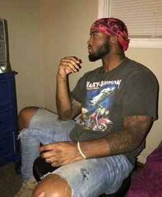 -Thank you for being an extraordinarily handsome and kind Black Brother! Fine Black Men, Gorgeous Black Men, Handsome Black Men, Fine Men, Beautiful Men, Pretty Men, Dark Man, Dark Skin Men, Black Men Beards
