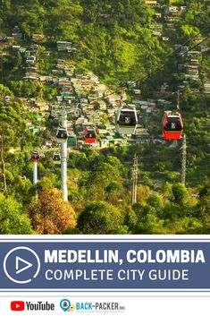 In the second episode from Colombia I'm showing you the transformation of and the best things to do in Medellin as well as tours in & around the dynamic city. Usa Places To Visit, Places To Travel, Travel Destinations, Food Places, Backpacking South America, South America Travel, Travel Photos, Travel Tips, Hotels