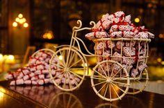 Adoro essas bicicletinhas!