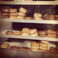 Bagels on 23rd Street