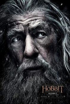 The Hobbit: The Battle of the Five Armies, Gandalf Poster