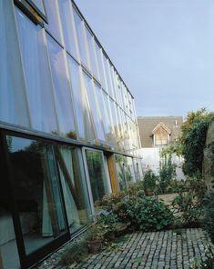 In-Between Houses - Ullmayer Riches Garibaldo #SelfBuild #Dalston #London
