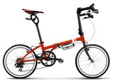 Dahon Boardwalk folding bike mod project v2.
