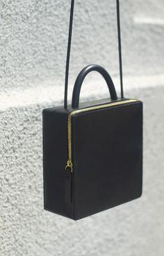 0949e1d2314  Box  Bag by Building Block Fashion Mode, Fashion Bags, Womens Fashion,