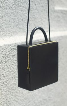 'Box' Bag by Building Block