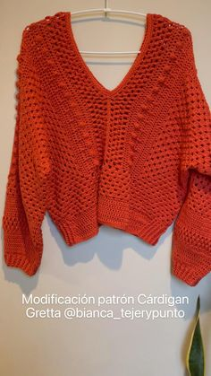 Crochet Bikini, Knit Crochet, Crochet Cardigan, Macrame, Diy And Crafts, Pullover, Knitting, Crochet Clothes, Womens Fashion