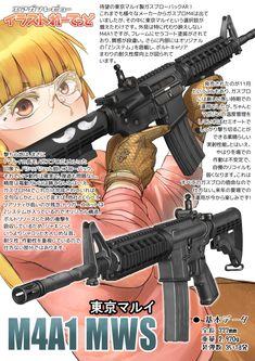 M4A1 Magna