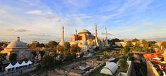 Consider hiring a private tour guide for your Hagia Sophia visit in Istanbul, Turkey. Hagia Sophia private tour 2017.