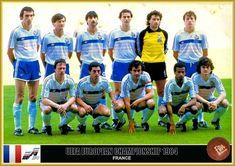 Uefa European Championship, European Championships, Argentina Team, Michel Platini, Sport C, Bats, France, Baseball Cards, Heroes