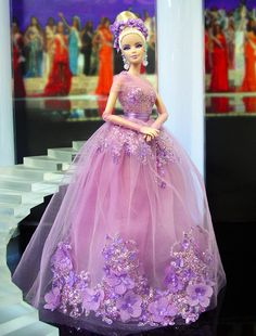 Barbie, Miss South Carolina Ninimomo 2014/2015