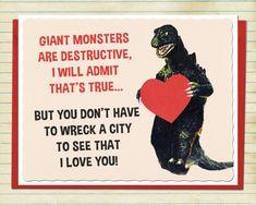 Monster Valentine! A