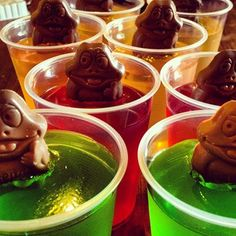 Frog in the pond | 25 Foods That Defined '90s Australian Birthday Parties