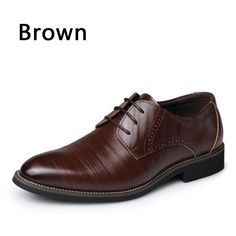 Shoes Men's Shoes Hight Qulaity Mens Genuine Leather Pointed Toe Dress Shoes Crocodile Print Oxfords Business Man Lace Up Wedding Shoes Wide Varieties