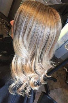 Buttery Ash Blonde