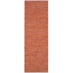 Found it at Wayfair - Figuig Hand-Woven Orange/Red Area Rug