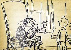 George Kranky and his cranky grandmother