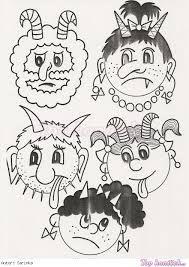 Výsledek obrázku pro obrázky kreslené - čertíci