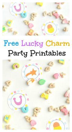 Free Lucky Charm Par