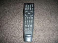 Universal Remote - Harmon/Kardon AVR 247 Remote Control Stereo Equipment #HarmanKardon