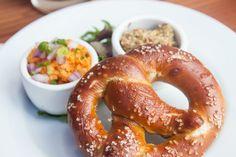 Beda's Biergarten Bagel, Restaurant, Eat, Food, Places, Beer Garden, Diner Restaurant, Essen, Meals