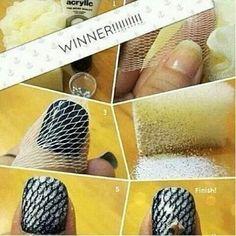 Leuke nagellak techniek