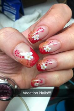 Spring nail art 2014 #nailart #spring #2014 #ladieswhoLUX #LuxSpa credits to Tamara K of Lux Spa For Hands and Feet, Toronto
