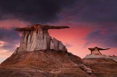 bisti badlands | Explore the Bisti and De-Na-Zen Badlands | Drive The Nation