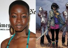 """How have I missed this? But I'm not a big TV watcher, so...Ernest Dickerson Directing """"The Walking Dead"""" Season 3 Premiere + Cast/Crew Tease New Character Intros   Shadow and Act"""