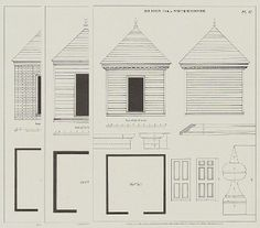 Planos e informações sobre madeira para