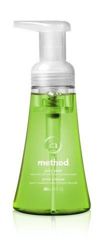 Method Foaming Hand Soap, Juicy Pear, 10 Fl Oz