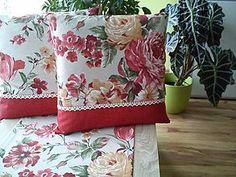 Úžitkový textil - Rozkvitnutý vankúšik - 5849344_