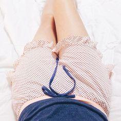 Das pequenas alegrias da vida: pijama novo e dia chuvoso ✨ #lazyday #monday #rainyday #pajamas