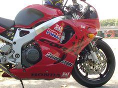 My 1997 Honda CBR919RR 速 #CBR #Honda #MotoGP #FireBlade