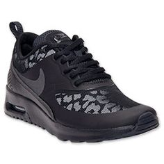 Meet the Women's Nike Air Max Thea Premium Running Shoes. She is lighter than ever, durable as ever, and as comfortable as ever. She is everything you could want in a running shoe and now she's better than ever with the addition of 3M technology. As a
