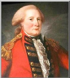 Lieutenant-General John Campbell, 17th pf Strachur, 57th foot Crica 1790