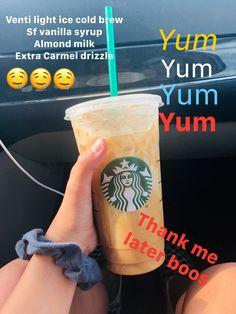 starbucks coffee AbbyEllenRost on Pinteres - coffee Starbucks Hacks, Healthy Starbucks Drinks, Starbucks Secret Menu Drinks, Starbucks Coffee, Yummy Drinks, Healthy Drinks, Coffee Coffee, Fun Drinks, How To Order Starbucks