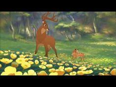 """Découvrez la chanson """"La chanson de la pluie"""" extraite du film Disney Bambi. ---------------------------------------------------------- Envie de chanter entr..."""