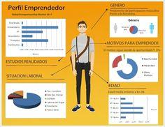 Perfil del emprendedor 2011.