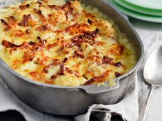 Comte Cheese, Cauliflower Gratin, Tasty, Yummy Food, 20 Min, Cheeseburger Chowder, Macaroni And Cheese, Food Photography, Food Porn