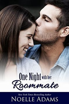One Night with her Roommate by Noelle Adams http://www.amazon.co.uk/dp/B00SER0484/ref=cm_sw_r_pi_dp_1oOPwb18GDBAE