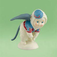 Dept 56 Snowbabies Wizard of Oz Winged Monkey